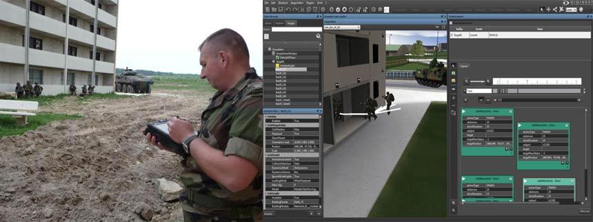 Live, Virtual, Constructive Training